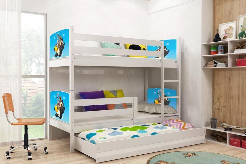 Bms Group Tami 160x80 łóżko Piętrowe 3 Os Opinie I Atrakcyjne Ceny Na Ceneopl