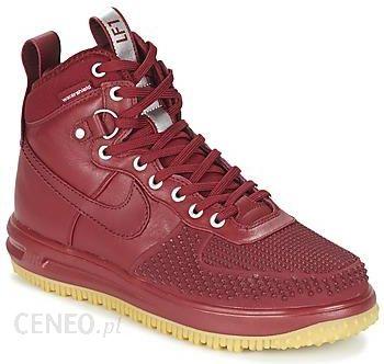 Męskie Nike Lunar Force 1 Duckboot Czerwony