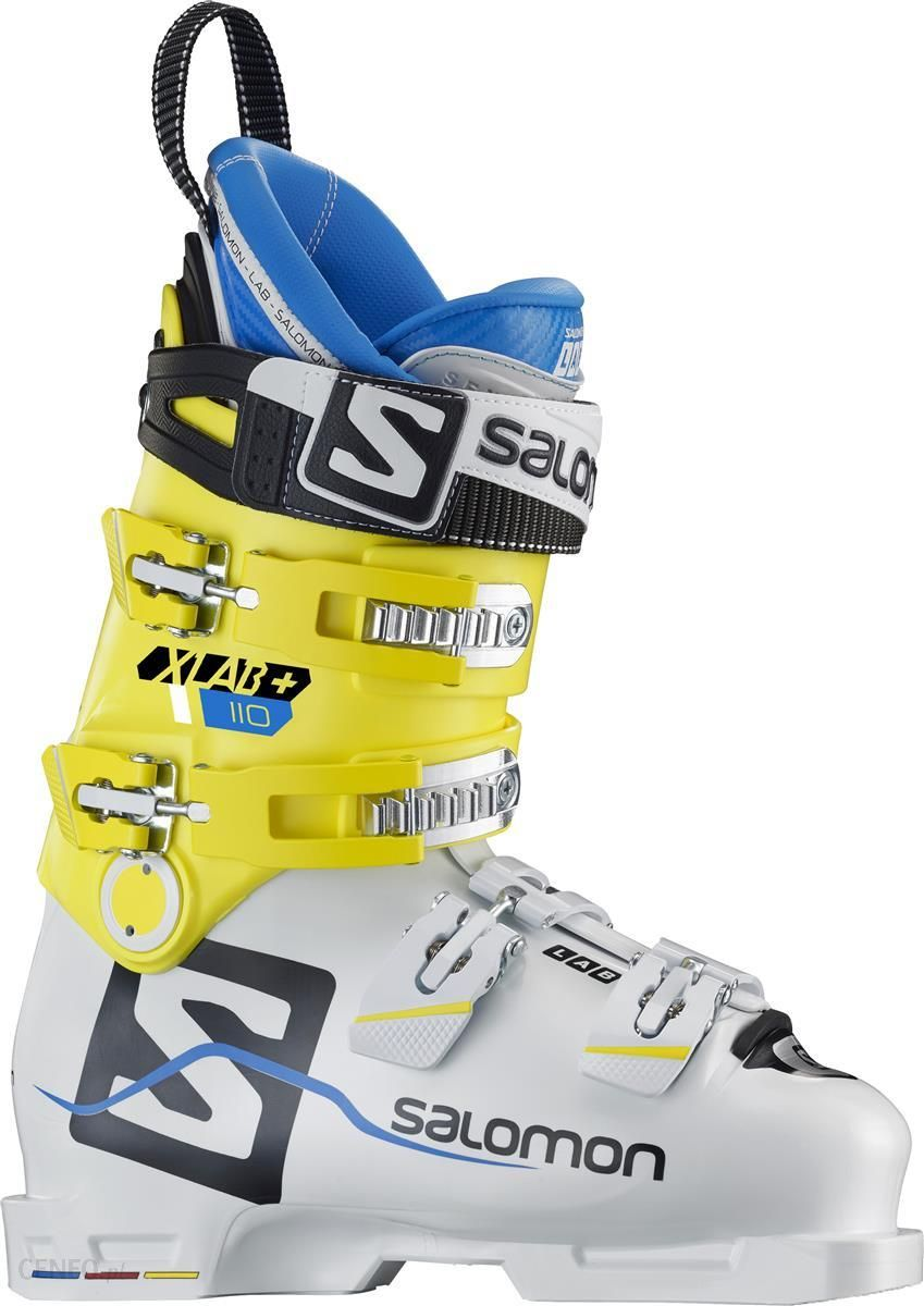 SALOMON X MAX 120 żółty