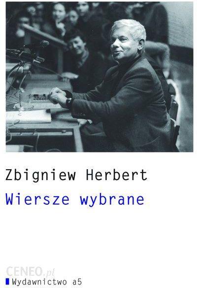 Wiersze Wybrane Cd Zbigniew Herbert