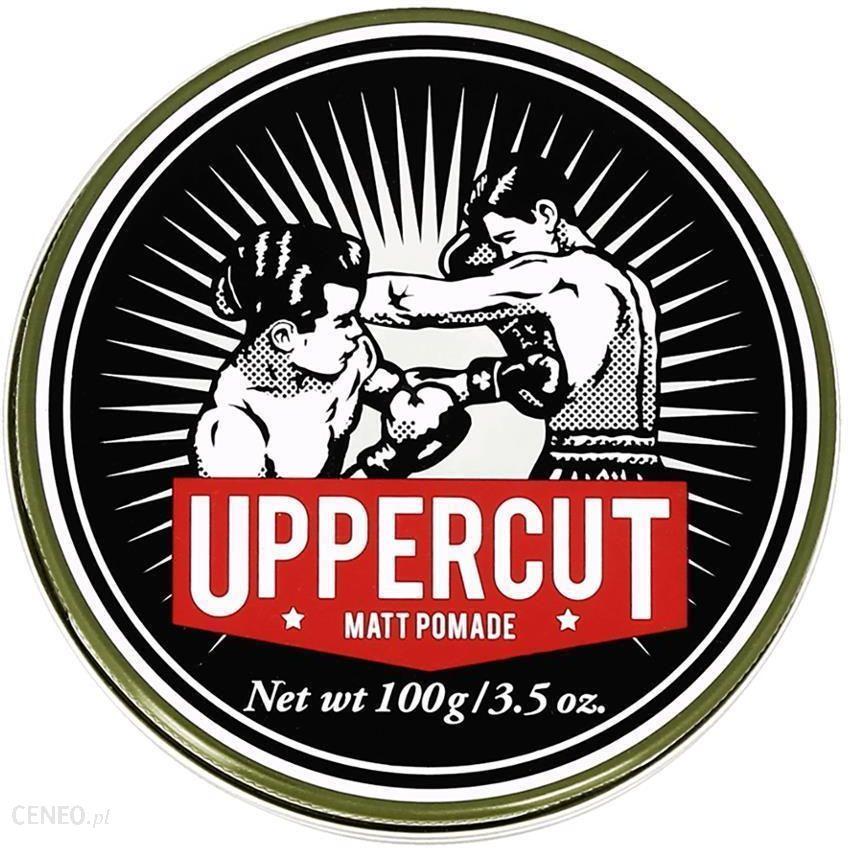 Uppercut Deluxe Matt Pomade Matowa pasta do włosów 100g