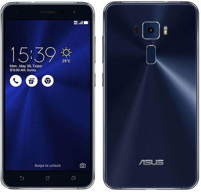ASUS ZenFone 3 ZE520KL 3GB32GB (czarny) Dobra cena