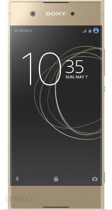 Sony Xperia Xa1 Zloty Cena Opinie Na Ceneo Pl