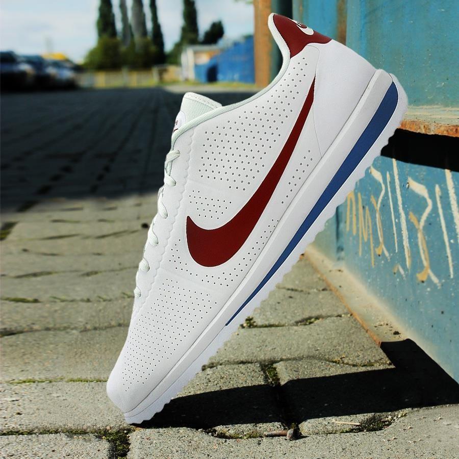 sports shoes 9c912 17eb3 Buty Nike Cortez Ultra Moire 845013 100 biały, 45 12 - zdjęcie 1