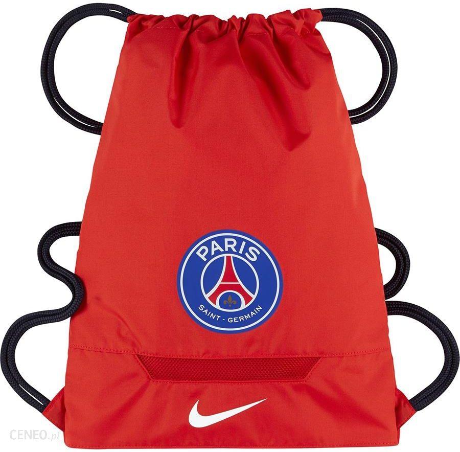 99e664c969975 Pokrowiec Nike Allegiance PSG Gymsack BA5292 600 czerwony, One - zdjęcie 1