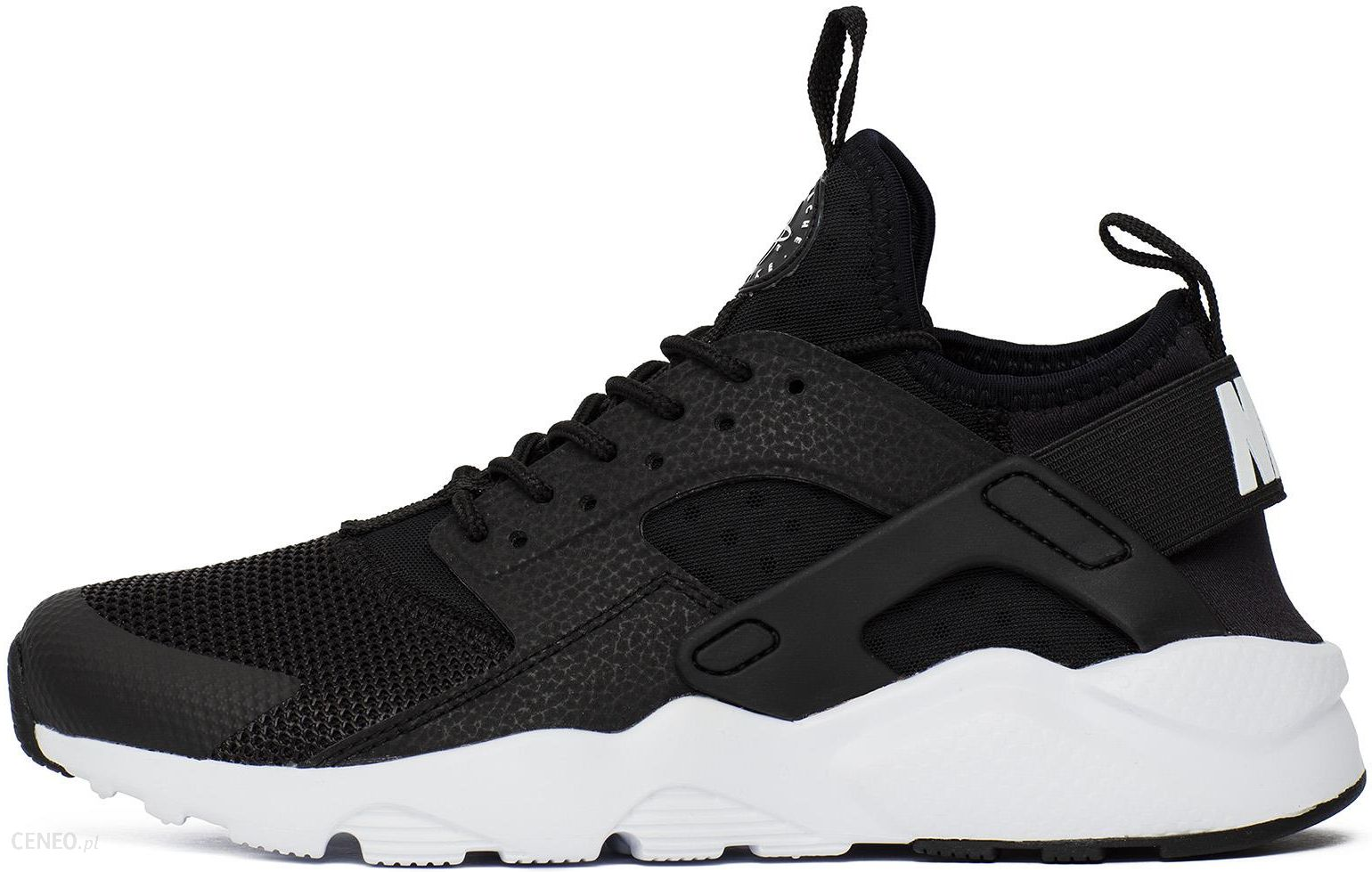 sports shoes eabdb 32939 Buty Nike Air Huarache Run Ultra (GS) Black/White (847569-002 ...