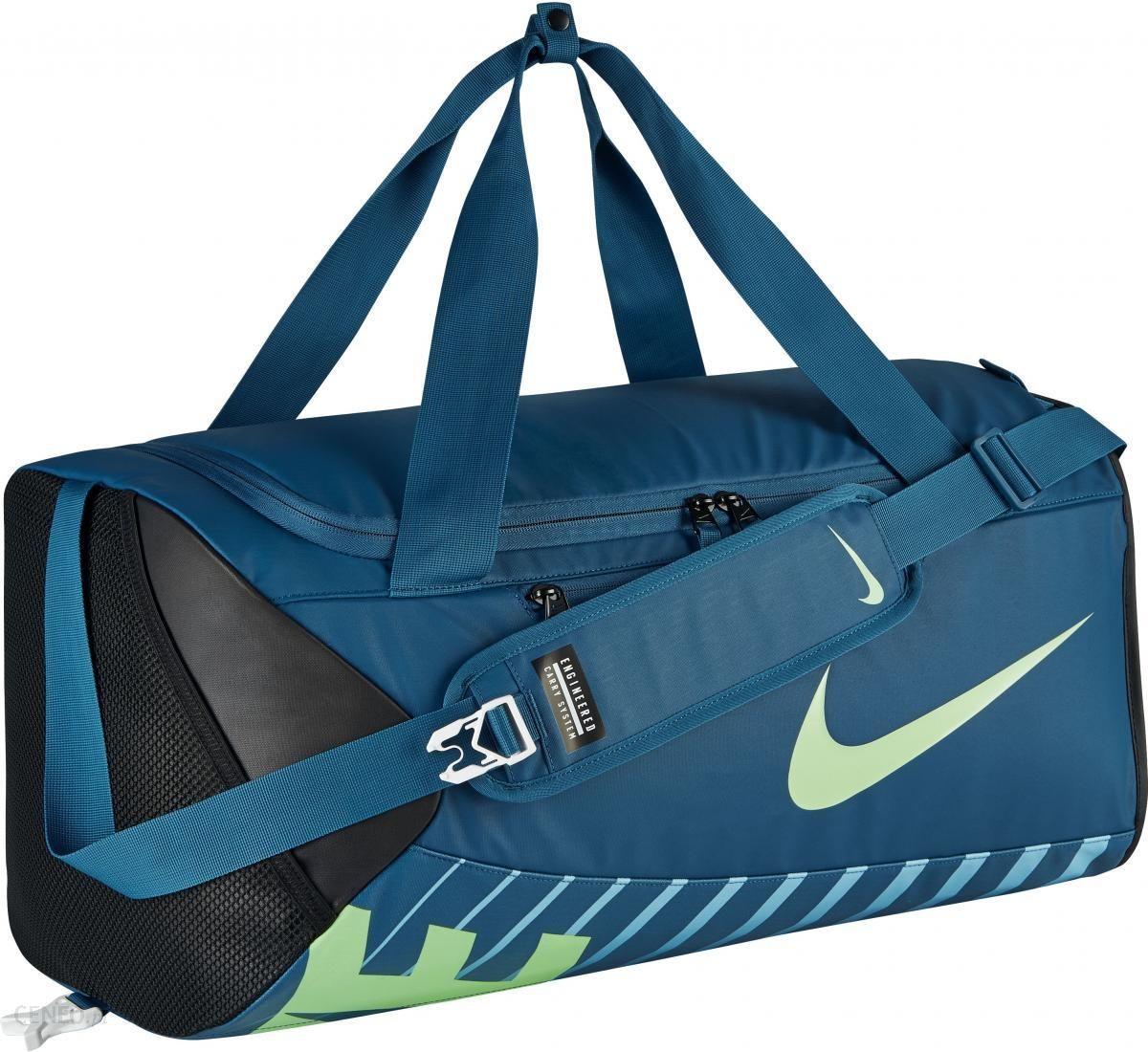 db9b5dfb687e2 Torba Nike Alpha Adapt Crossbody (medium) niebieskie BA5182-458 - zdjęcie 1