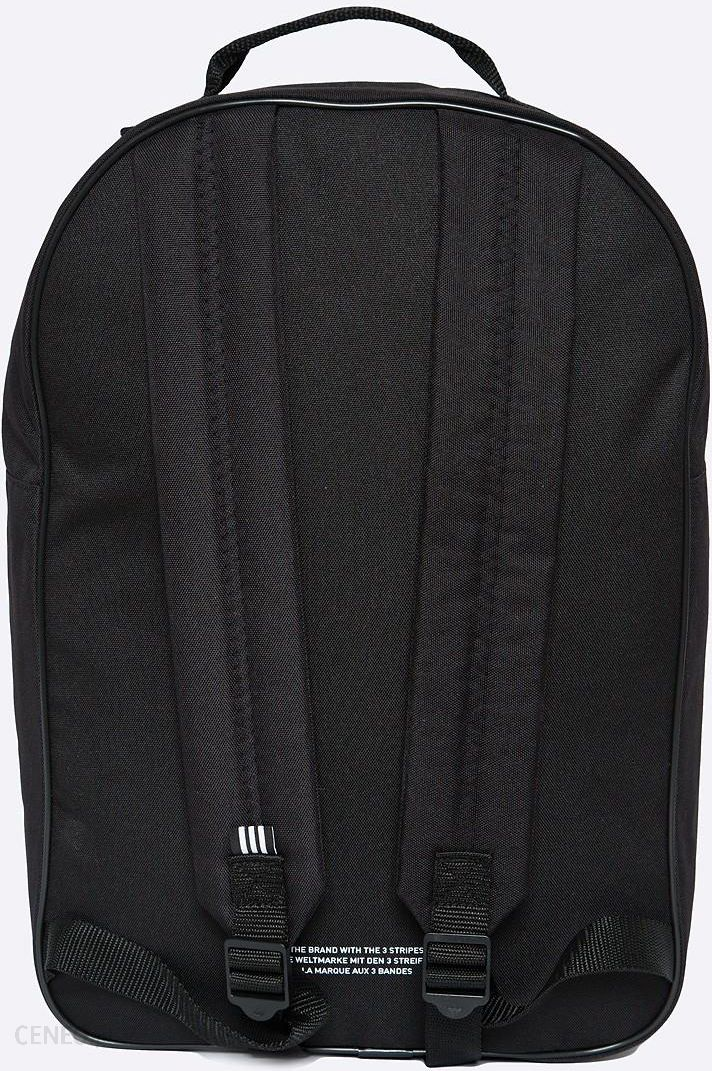 3cd305711cb0a ... Plecak Adidas Originals Classic Trefoil Czarny - zdjęcie 2 ...