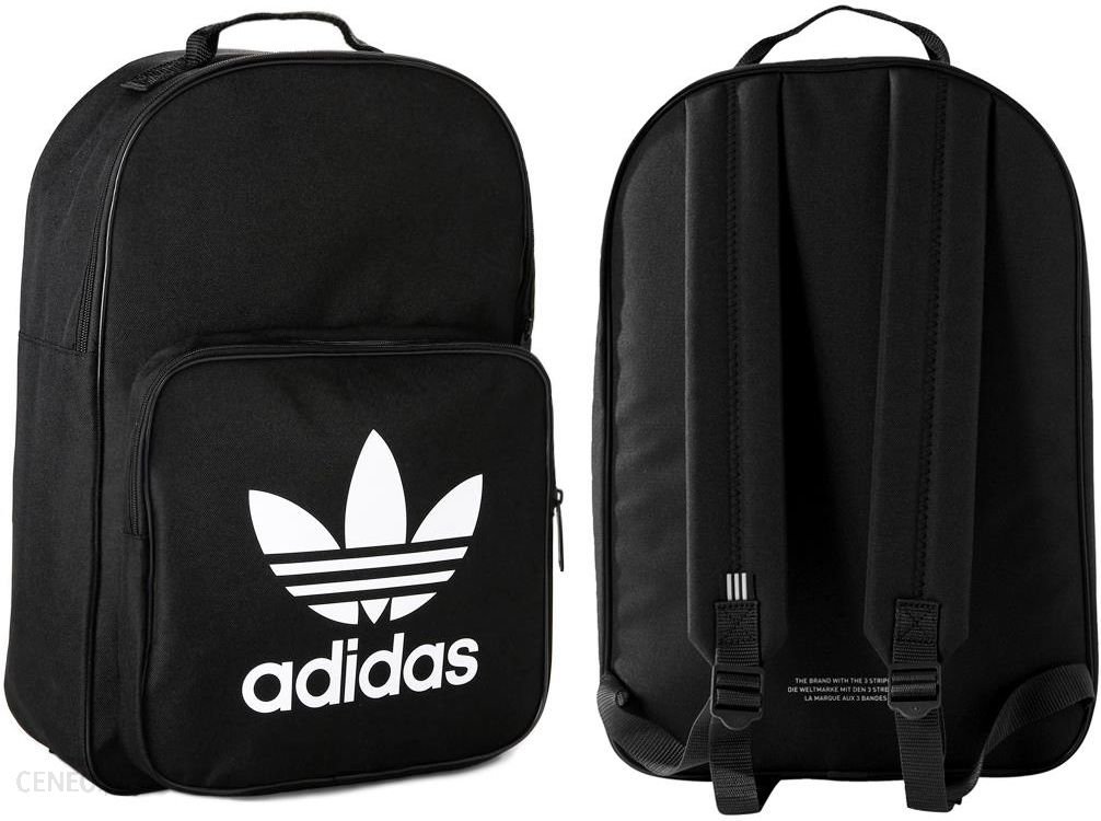 a758bddcf63a2 ... Plecak Adidas Originals Classic Trefoil Czarny - zdjęcie 3 ...