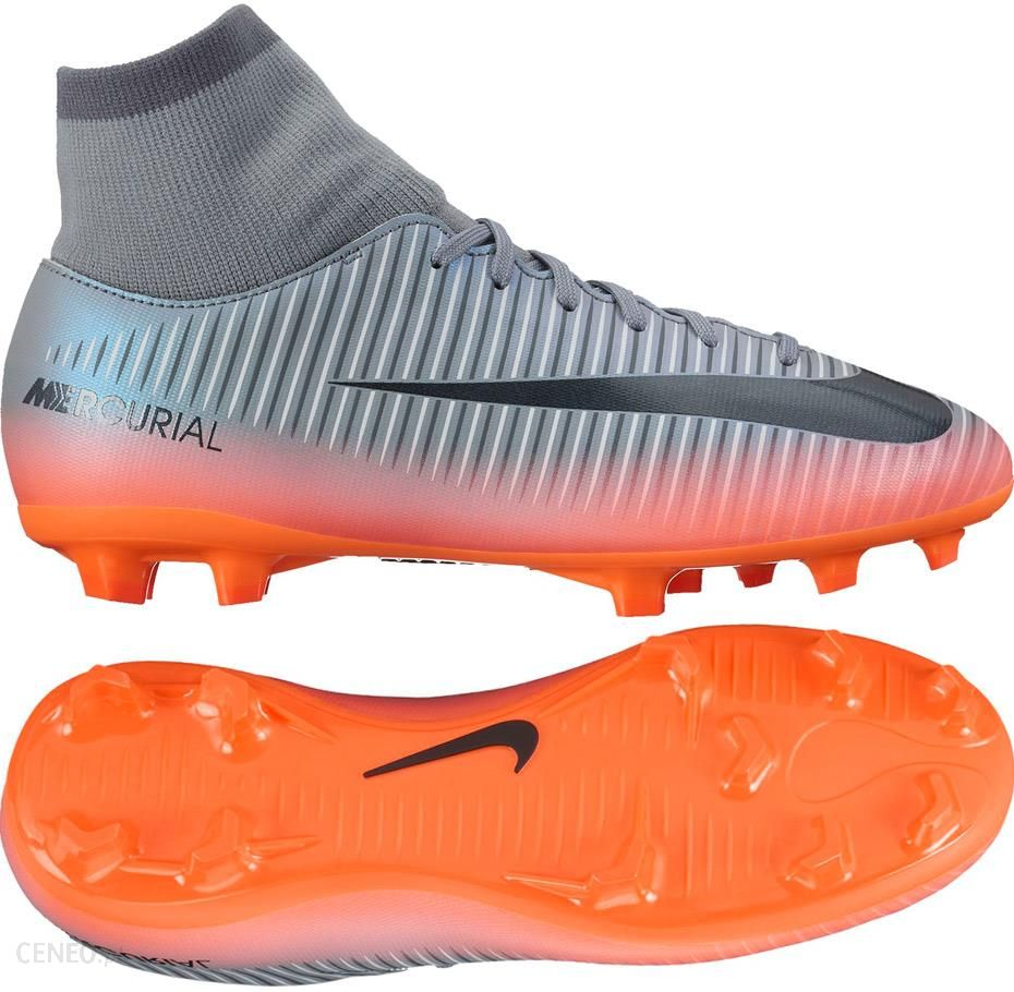 best service 998e9 7392c Nike JR Mercurial Victory CR7 DF FG 903592 001