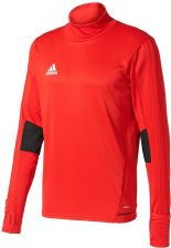 BLUZA adidas TIRO 15 TRAINING TOP czerwona roz XL M64023