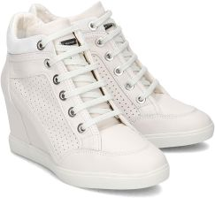 663e83b2c2fdc Geox Donna Eleni - Sneakersy Damskie - D7267C 00085 C1002