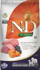 N&D Lamb & Pumpkin & Blueberry Adult Medium & Maxi 12kg