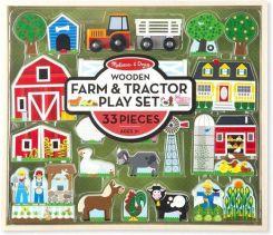 2aedb22e721fe5 Melissa & Doug Drewniany Mega Zestaw Farma 14800 - Ceny i opinie ...