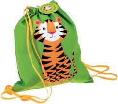 e268d67d26479 Rex London Worek Szkolny Jim The Tiger (26875)