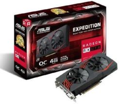 Asus Radeon RX 570 Expedition OC 4GB (EX-RX570-O4G)