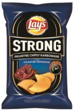 Lay'S Strong Pikantne Pepperoni 150G