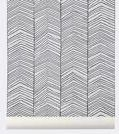 ferm LIVING Tapeta Ferm Living Herringbone