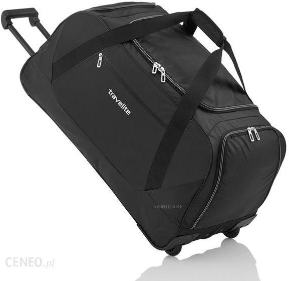 70497c9c22ab7 Travelite Torba podróżna na kółkach XL Kick Off - czarny - Ceny i ...
