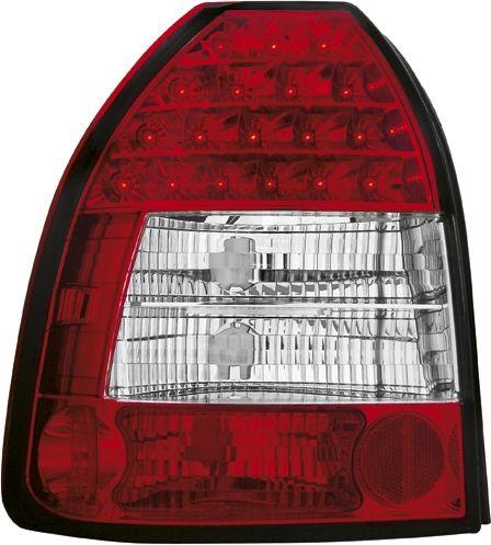 Lampa Tylna Dectane Honda Civic 6 95 00 Lampy Tylne Led