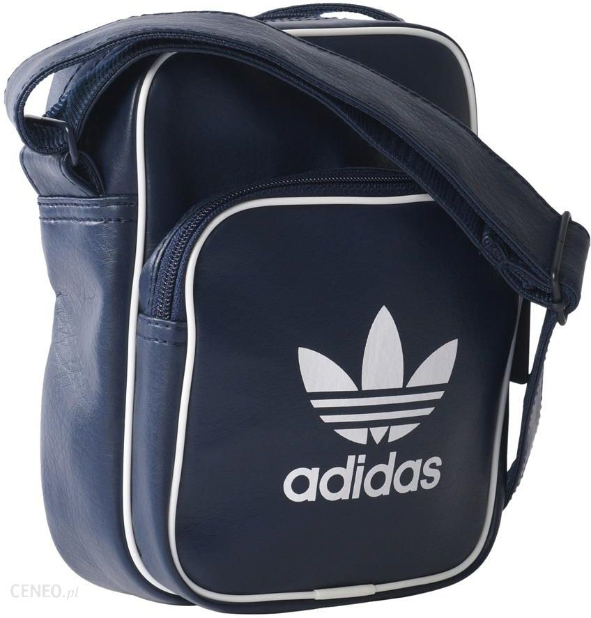 e987311287a0d Torba na ramię Adidas Mini Bag Classic - BK2131 - Ceny i opinie ...