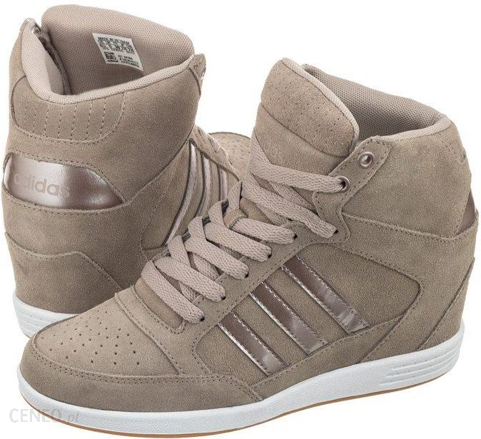 Sneakersy adidas Super Wedge W AW3966 (AD590 c)