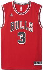 informacje o wersji na na stopach zdjęcia najlepsza cena Koszulka Adidas NBA Chicago Bulls Replica #3 Wade - CC2552 - Ceny i opinie  - Ceneo.pl