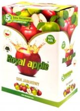 Royal Apple Sok Jabłkowy 5 L