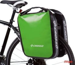 Crosso Dry Big 60L Adventure Click System Zielony