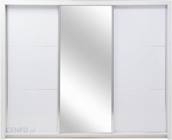 szafa siena nowoczesna szafa przesuwna z lustrem to