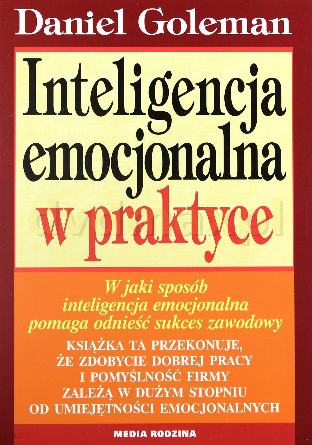 Inteligencja emocjonalna w praktyce - PDF Free Download