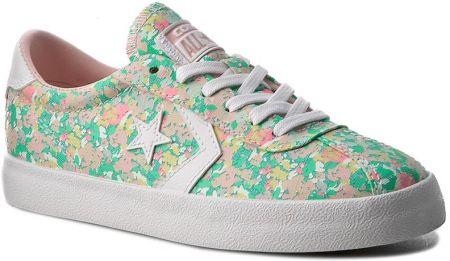 e00ff5463 Sneakersy CONVERSE - Breakpoint Ox 555951C Menta/Vapor Pink/White eobuwie