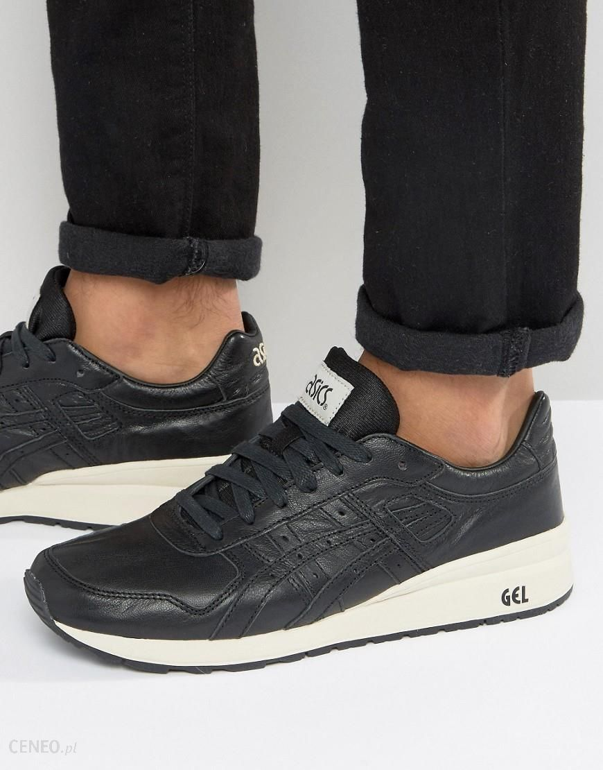 check out 7852b 849b5 Asics GT-II Premium Leather Trainers In Black H7L2L 9090 - Black