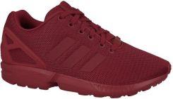 adidas zx flux męskie czerwone