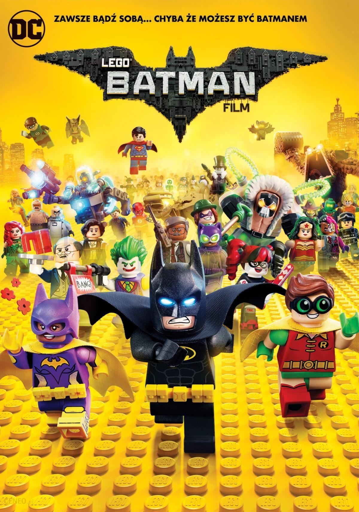 Film Dvd Lego Batman Film Dvd Ceny I Opinie Ceneopl