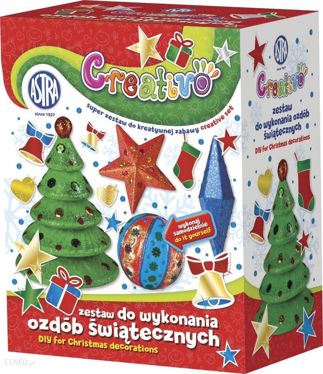 b0b332ff9dd85f Zestaw kreatywny Astra świąteczny do wykonywania ozdób świątecznych I -  zdjęcie 1