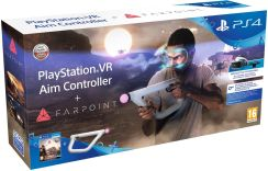 Sony PlayStation VR Aim Controller + Farpoin (Gra PS4)
