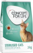 Concept for Life Sterilised Cats 400g