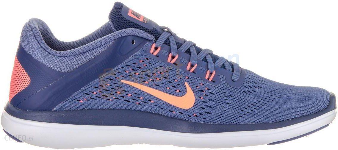 Buty Do Biegania Nike Dziecięce Flex 2016 Rn Gs w Niebieski