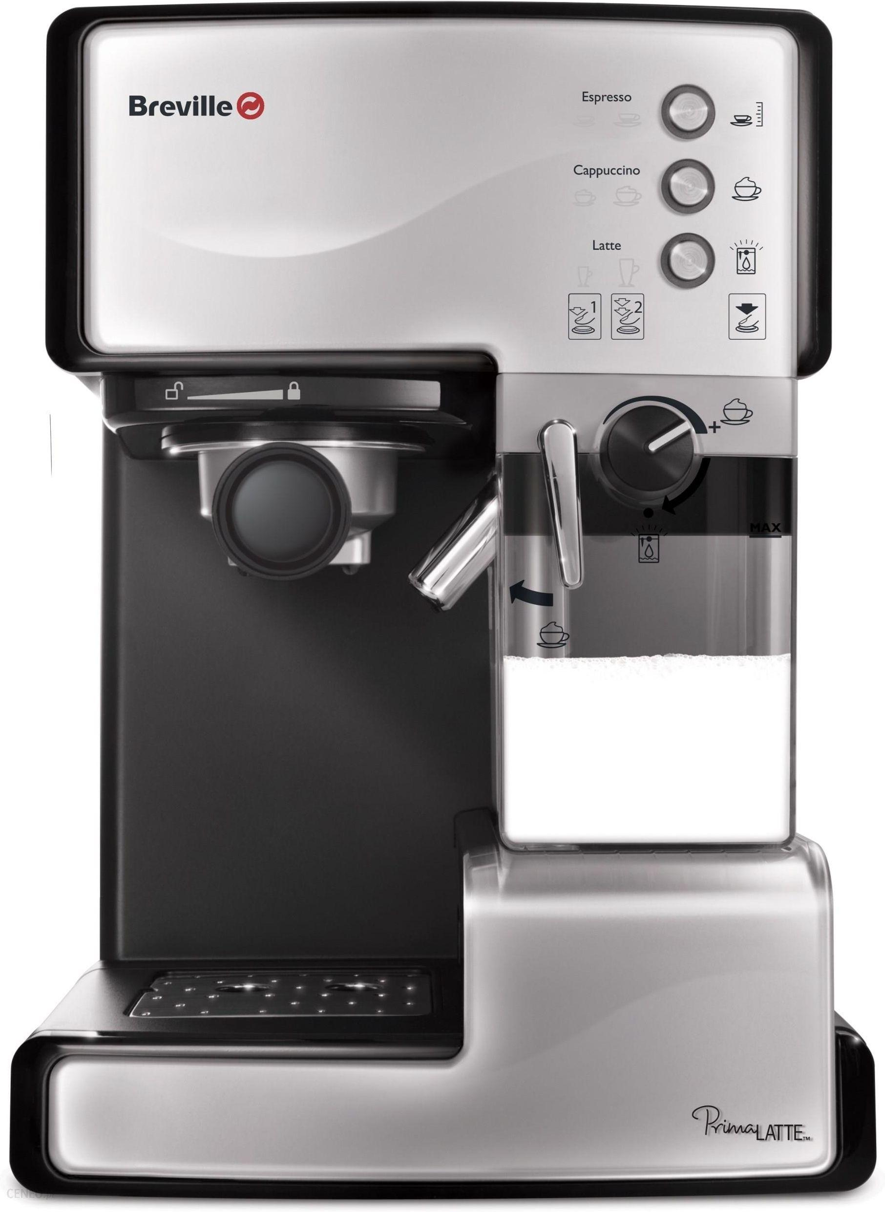 Breville Prima Latte VCF045X Srebrny