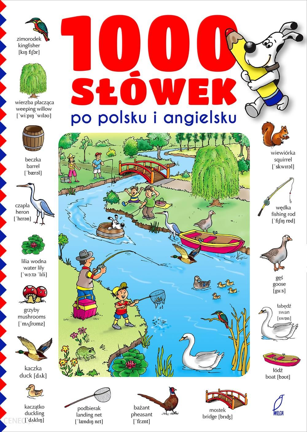 1000 Słówek Po Polsku I Angielsku Opracowanie Zbiorowe