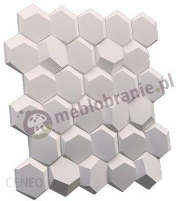 Zd Design Gipsowe Panele Dekoracyjne 3d Na ścianę Hexago