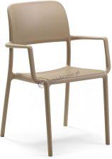 Krzesło Ogrodowe Nardi Riva Krzesło Balkonowe Plastikowe Avana Ceny I Opinie Ceneopl
