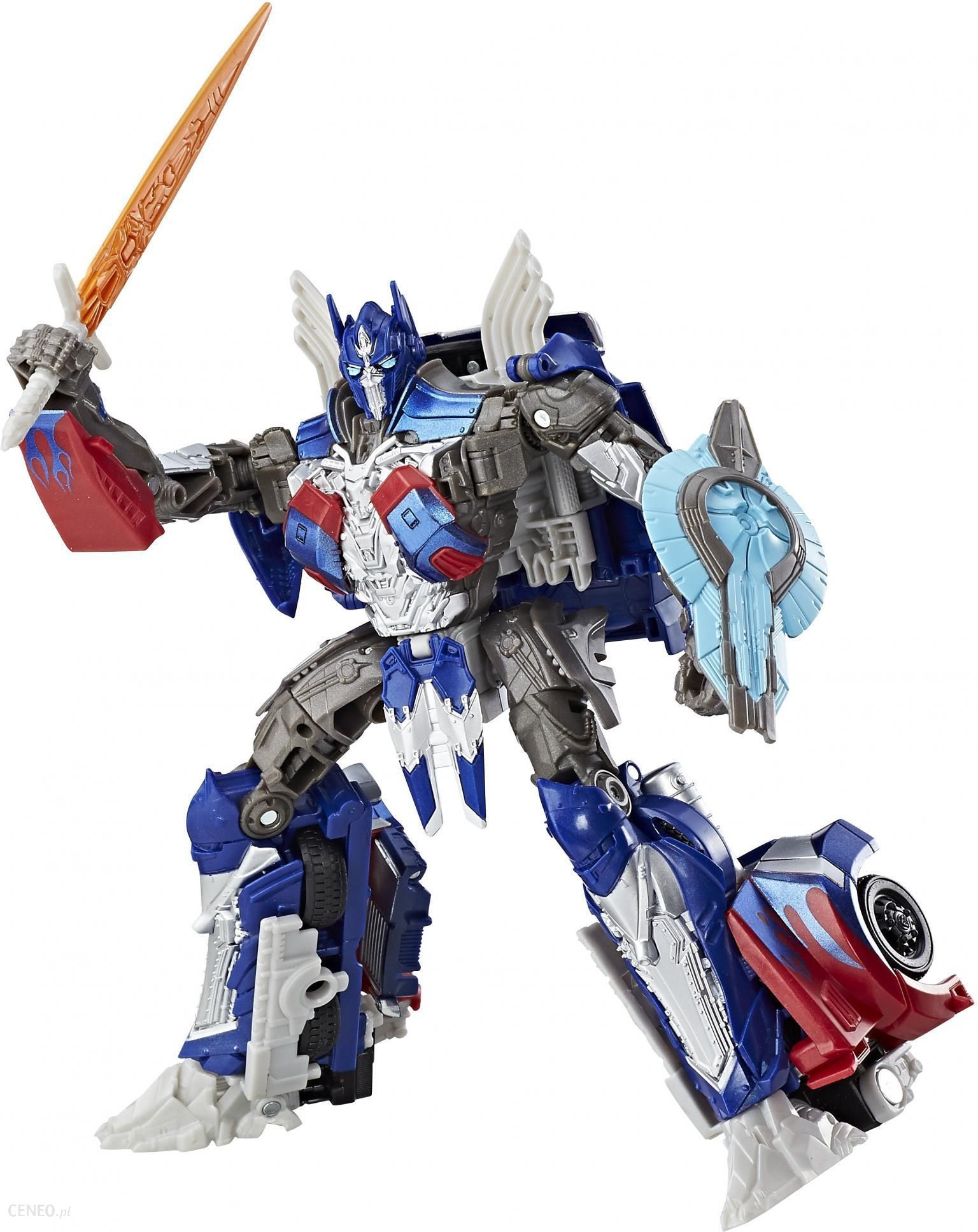 Hasbro Transformers Mv5 Voyager Optimus Prime C0891 C1334 Ceny I Opinie Ceneo Pl