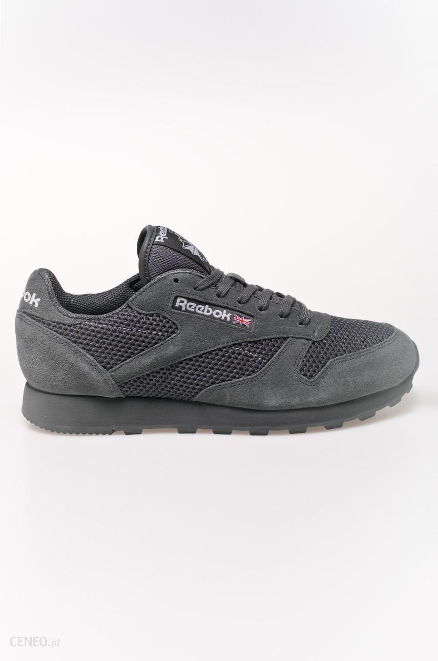 4e7ccfc8845a4 Reebok - Buty Cl Leather Knit - Ceny i opinie - Ceneo.pl