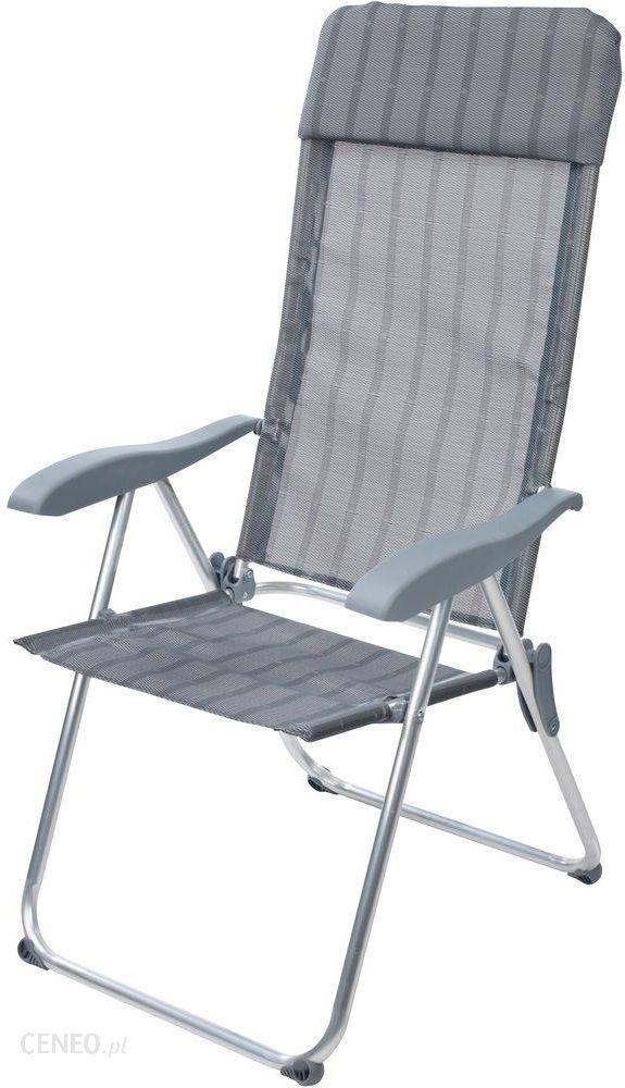 Krzesło Ogrodowe Jysk Krzesło 5 Poz Thorsminde Alu