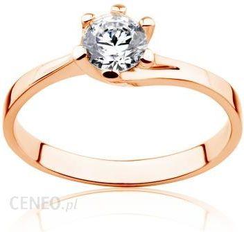 bdea435fd8dd6d Savicki Pierścionek zaręczynowy Triumph of Love Diament Złoto różowe -  zdjęcie 1