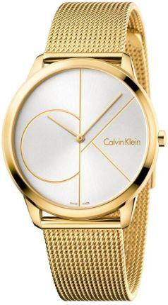 Calvin Klein K3m21526 Zegarki Damskie Ceny I Opinie Ceneo Pl