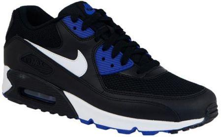 Buty Męskie Nike Air Max 90 Ultra Moire Potrójnie Czarny
