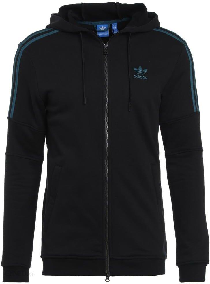 adidas Originals CLASSIC Bluza rozpinana black